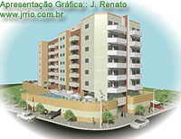 3D Architectural Perspective Render & Interior Render of a Condominium