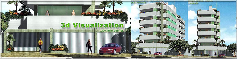 3d Visualization | Condominium Building